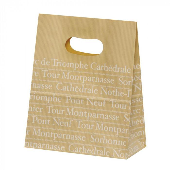 パックタケヤマ 紙袋 イーグリップ S フランセ 50枚×10包 XZT52012 [ラッピング不可][代引不可][同梱不可]
