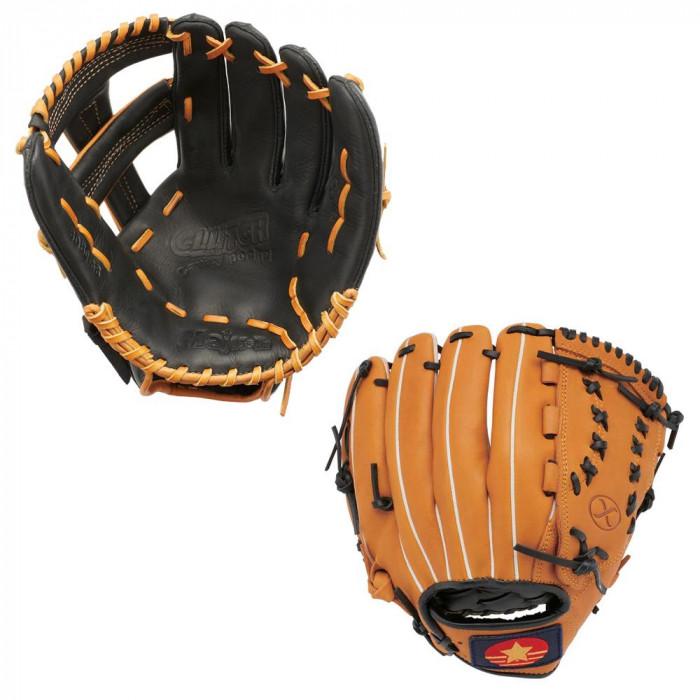 野球 軟式グラブ 11.5インチ BG80-40 右投げ用・ブラック