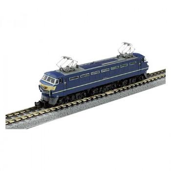 国鉄 EF66形電気機関車 前期形 ひさし無し T008-1
