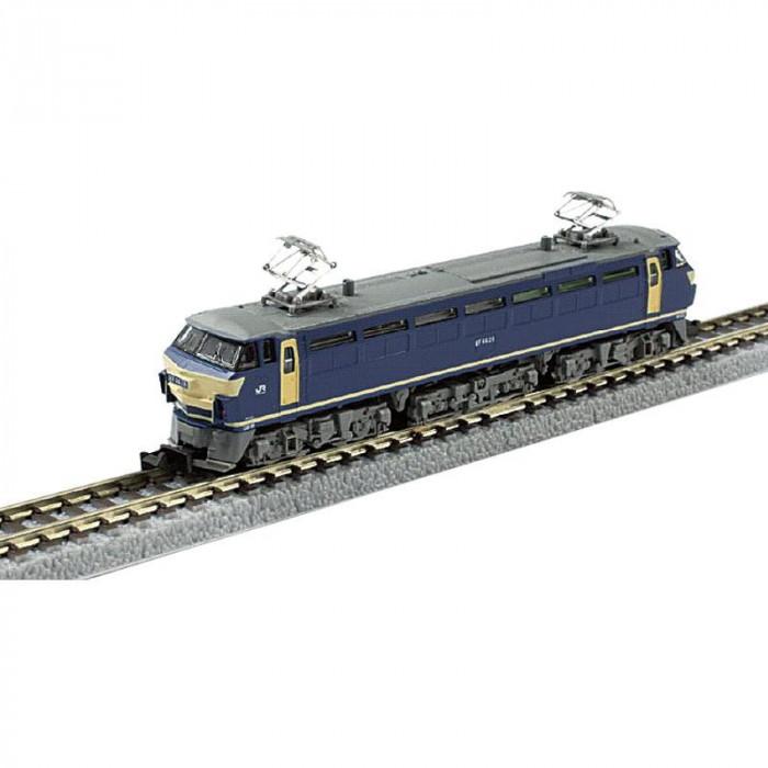EF66形電気機関車 後期形 JR貨物新更新車 T008-4