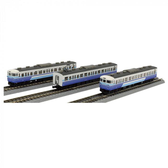 115系 1000番代 新新潟色 3両セット T011-2