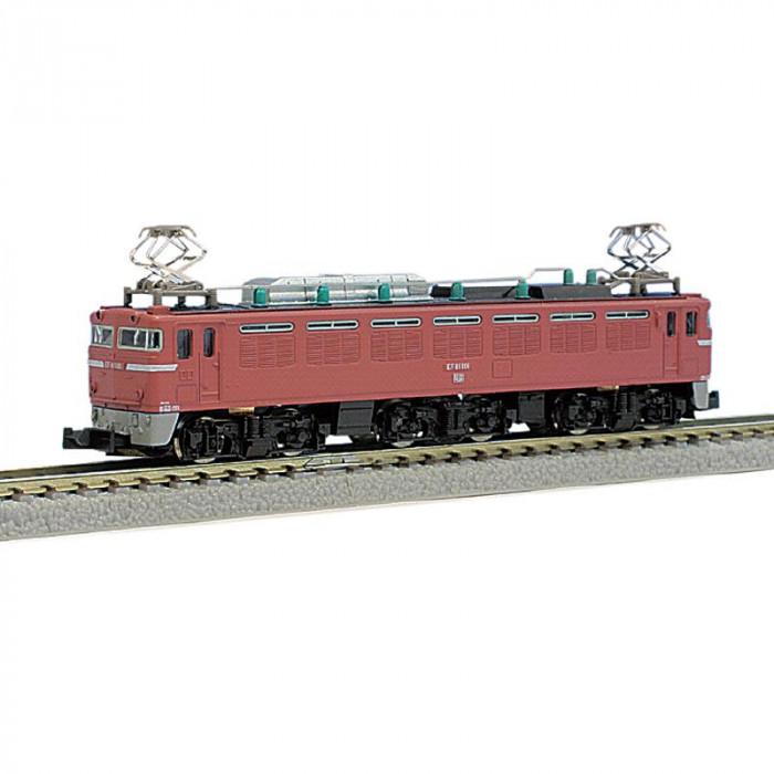 国鉄EF81形電気機関車 一般色 T015-2