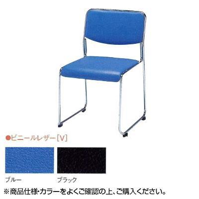ニシキ工業 FC CHAIR&LOBBY チェアー FC-77V ブルー [ラッピング不可][代引不可][同梱不可]