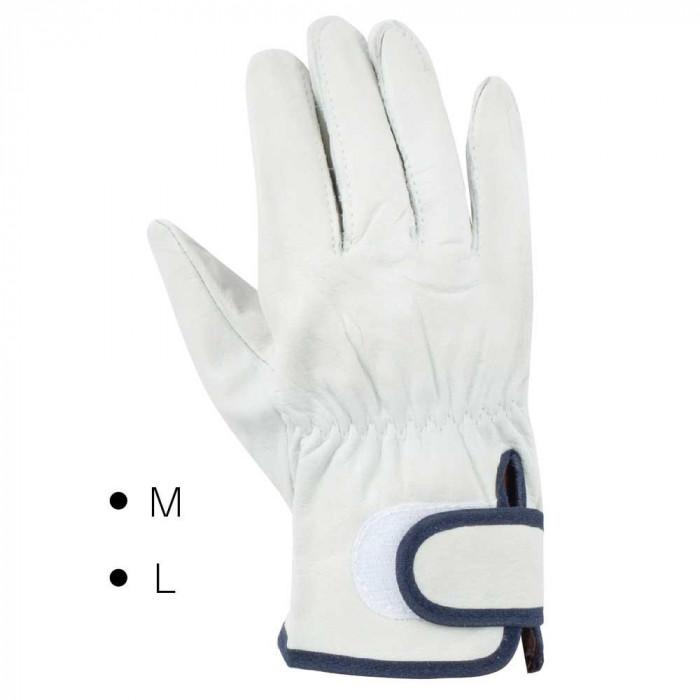 東和コーポレーション(TOWA) 手袋 牛表革 マジック付 10双 476 M