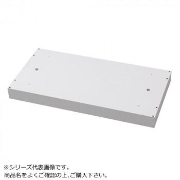 豊國工業 壁面収納庫浅型天井スペーサー ホワイト HOS-KS BN-90色(ホワイト) [ラッピング不可][代引不可][同梱不可]