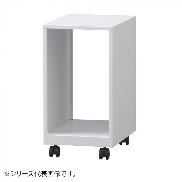 豊國工業 パソコンCPUワゴン NK-PC2845W BN-90色(ホワイト) [ラッピング不可][代引不可][同梱不可]