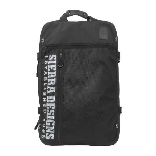 SIERRA DESIGNS トリップパック ブラック SDMX-1010-10 [ラッピング不可][代引不可][同梱不可]