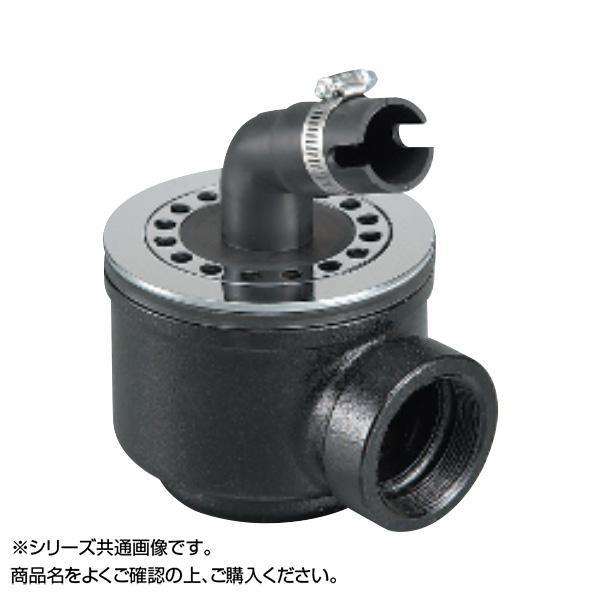 サヌキ 洗濯機排水トラップ・排水パイプ 鋳鉄製 横排水 50JT-2S-1 [ラッピング不可][代引不可][同梱不可]