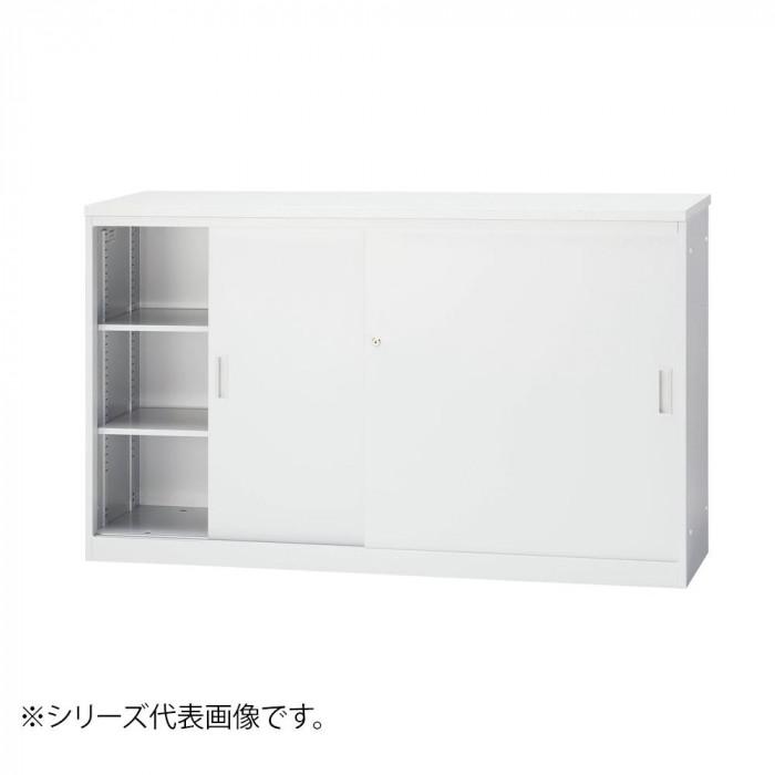 豊國工業 ハイカウンター引戸型(本体)W1760 CT-H18S CN-85色(ホワイトグレー) [ラッピング不可][代引不可][同梱不可]