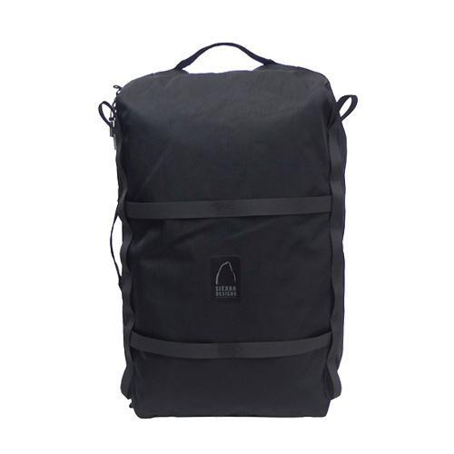 SIERRA DESIGNS バックパック 30L ブラック SWT-850-10 [ラッピング不可][代引不可][同梱不可]