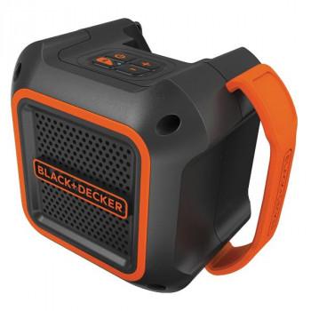 BLACK & DECKER 18V Bluetoothスピーカー(本体のみ) BDCSP18