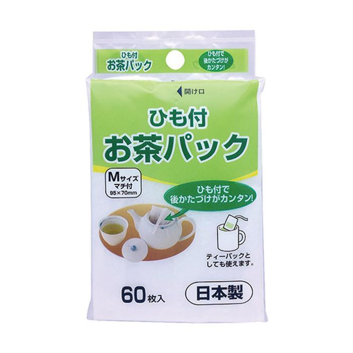 アートナップ ひも付お茶パック M 60枚×144 KS-001 [ラッピング不可][代引不可][同梱不可]