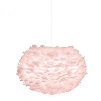 ELUX(エルックス) UMAGE(ウメイ) Eos medium 1灯ペンダント ライトローズ ホワイトコード 02300-WH