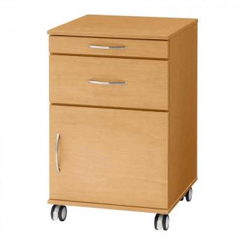 オフィス・施設向け家具 床頭台 ナチュラル UFRSD-NA [ラッピング不可][代引不可][同梱不可]