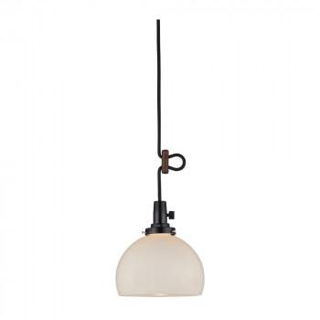 ペンダントライト 鉄鉢・キーソケットCP型 (60Wホワイトシリカ球付) GLF-3472 GLF-3472 [ラッピング不可][代引不可][同梱不可]