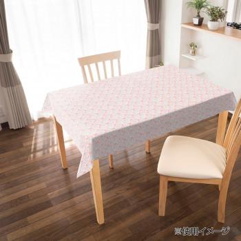 テーブルクロス ロール リバーシブル 125cm幅×20m巻 ピンク(P) MGR-115 [ラッピング不可][代引不可][同梱不可]