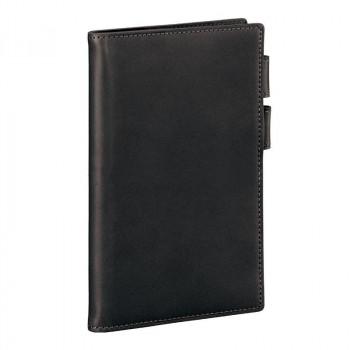 レイメイ藤井 ダ・ヴィンチグランデ オールアース システム手帳 聖書サイズスリム ブラック JDB4055B