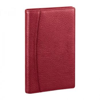 レイメイ藤井 ダ・ヴィンチグランデ エアリーゴート システム手帳 聖書サイズ レッド JDB3021R