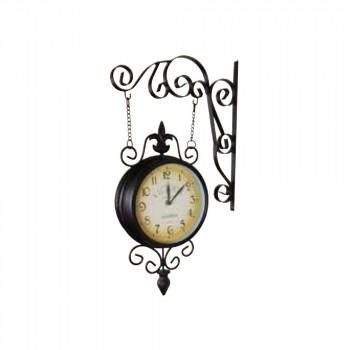 ガーデン時計 ハンギングビクトリアB 37907 [ラッピング不可][代引不可][同梱不可]