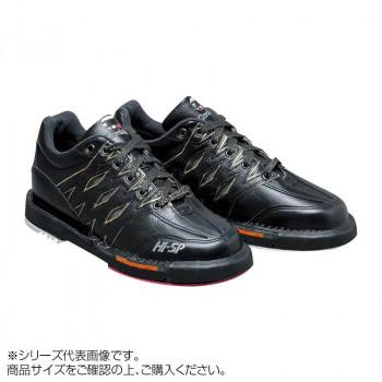 ボウリングシューズ コアドロEVO(エボリューション) ブラック/ゴールド 27.5cm HS-3500