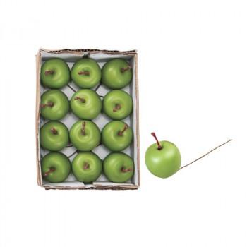 ガーデニング アップルピック(12本/箱) グリーン 12箱セット T0261 アレンジメント [ラッピング不可][代引不可][同梱不可]