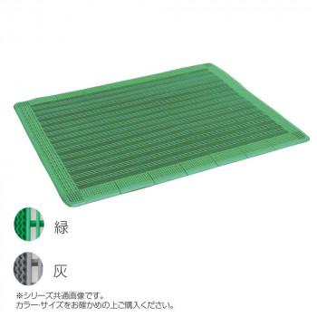 アウトドアマット リバロンマット 18号 90×180cm 緑 [ラッピング不可][代引不可][同梱不可]