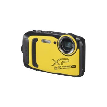 フジフイルム 防水・防塵デジタルカメラ FinePix F FX-XP140Y [ラッピング不可][代引不可][同梱不可]