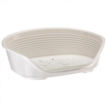 ファープラスト 犬用プラスチックベッド シエスタDX 10 ホワイト 70210911 [ラッピング不可][代引不可][同梱不可]