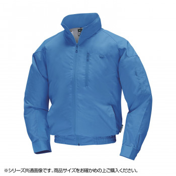 NA-1011 Nクールウェア (服 M) ブルー チタン タチエリ 8211814