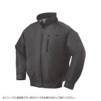 NA-301C 空調服 充黒セット 4L チャコールグレー ポリ タチエリ 8119127