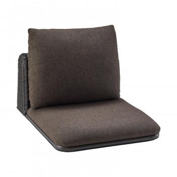 HOMEDAY 座椅子 BKW(ブラックウォッシュ) RA-834-M [ラッピング不可][代引不可][同梱不可]