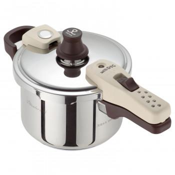 ワンダーシェフ 魔法のクイック料理 With dog 圧力鍋 3L 640727 [ラッピング不可][代引不可][同梱不可]