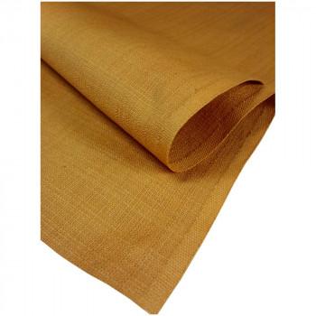 綿無地古都色のれん 蘭茶色 約巾85×丈180cm [ラッピング不可][代引不可][同梱不可]