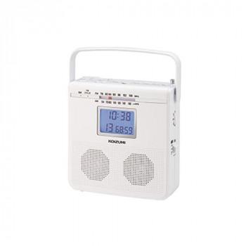 コイズミ CDラジオ SAD-4703/W 198425-039 [ラッピング不可][代引不可][同梱不可]