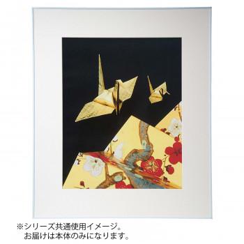 Kenko ケンコー・トキナー アルミ額縁 画廊 全紙 ガラス入り ホワイト AGR-Z-WH [ラッピング不可][代引不可][同梱不可]