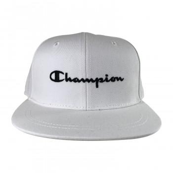 メール便発送も可能 最大2個まで Champion チャンピオン 与え キッズ ストレートキャップ 141-004A 53-55 送料無料新品 シロ