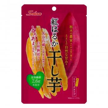 壮関 栃木県産紅はるか干し芋 45g×120袋   [ラッピング不可][代引不可][同梱不可]