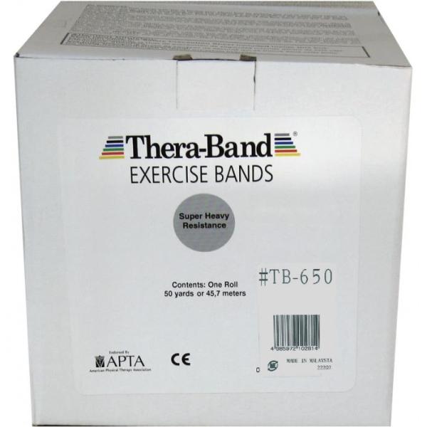 セラバンド 50ヤード #TB-650 シルバー [キャンセル・変更・返品不可]