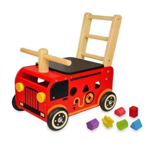 ウォーカーライド消防車 IM-87480 [キャンセル・変更・返品不可]