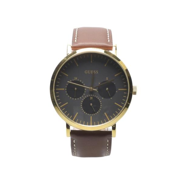 [ゲス ウォッチ] S) W1044 G1 ゲス 腕時計 スレート SLATE アナログ クオーツ G1 メンズ [キャンセル・変更・返品不可]