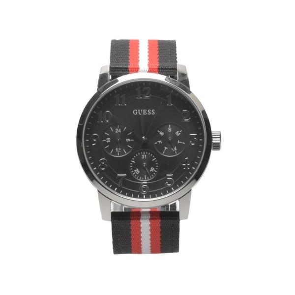 [ゲス ウォッチ] S) W0975 G1 G2 ゲス 腕時計 ブルックリン アナログ クオーツ 全2色 メンズ [キャンセル・変更・返品不可]