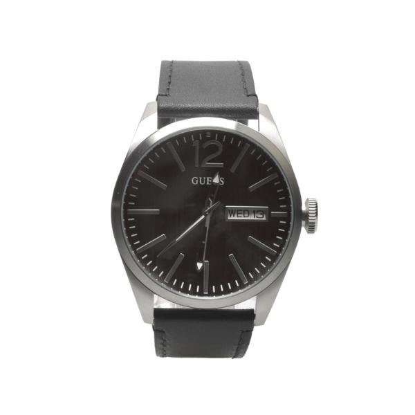 [ゲス ウォッチ] S) W0658 ヴァーティゴ VERTIGO 腕時計 アナログ クオーツ 全3色 メンズ [キャンセル・変更・返品不可]