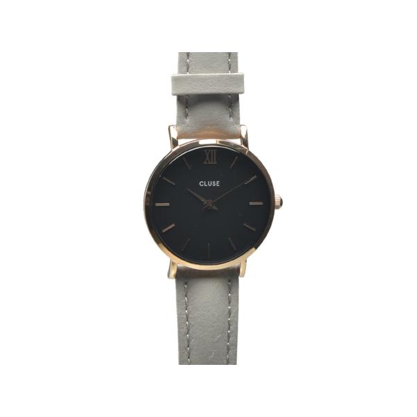 [クルース] S) CL30018 腕時計 ミニュイ 33 レザーベルト MINUIT 33 LEATHER 全10色 レディース [キャンセル・変更・返品不可]