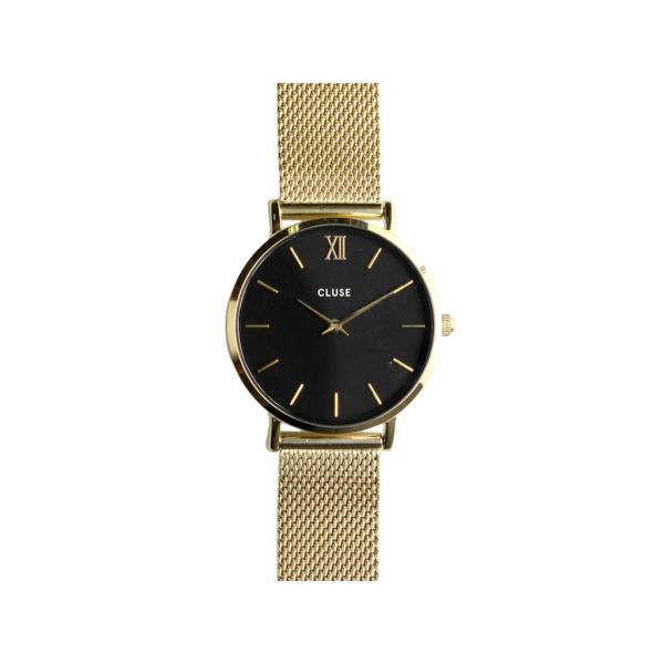 [クルース] S) CL30012 腕時計 ミニュイ 33 メッシュ MINUIT 33 MESH 全6色 レディース [キャンセル・変更・返品不可]