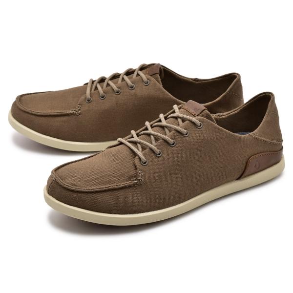 [オルカイ] S) 10331 スニーカー マノア MANOA ハワイ ブランド シンプル シューズ 靴 全2色 メンズ [キャンセル・変更・返品不可]