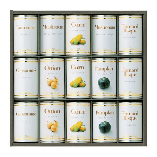 ホテルニューオータニ スープ缶詰セット AOR-100 一部予約 スーパーセール 変更 キャンセル 返品不可