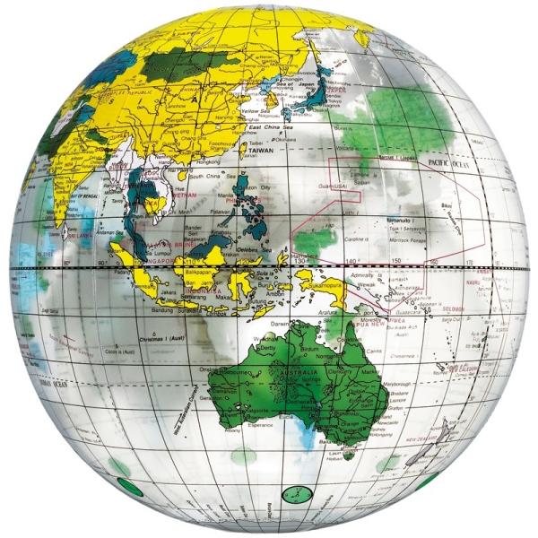 2020新作 メール便発送も可能 卸売り 最大3個まで 地球儀ボール クリア 変更 返品不可 キャンセル