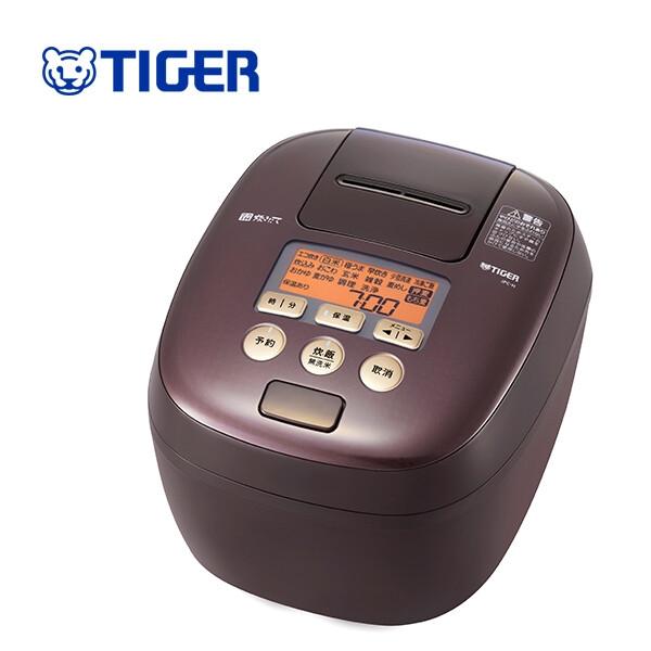 タイガー魔法瓶 JPC-H180 TP 圧力IH炊飯ジャー ディープブラウン [キャンセル・変更・返品不可]