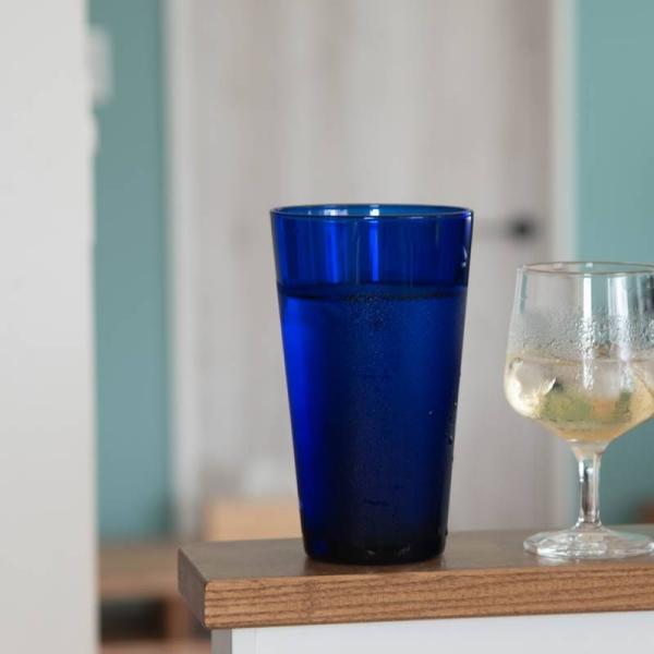 LIBBEY リビー コバルトブルー タンブラー ビールグラス 激安通販販売 変更 キャンセル 期間限定 返品不可