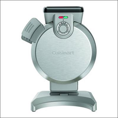 Cuisinart(クイジナート) 縦型ワッフルメーカー WAF-V100J [キャンセル・変更・返品不可]